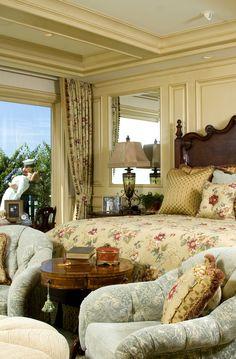 Master Bedroom - traditional - bedroom - orange county - Details a Design Firm