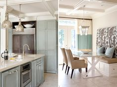 Теплые цвета дома молодой семьи | Enjoy Home