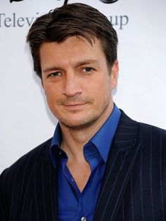 Nathan Fillion = Love you Castle