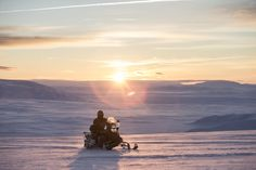 Snowmobiling tour Iceland: get on an exciting ride in a super jeep up to Langjokull glacier and enjoy snowmobiling in a full force! www.gtice.is #snowmobiling #iceland #whattodoiniceland
