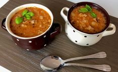 Zupy - Blog z apetytem Food Design, Cheeseburger Chowder, Stew, Food And Drink, Cooking Recipes, Dinner, Healthy, Ethnic Recipes, Blog