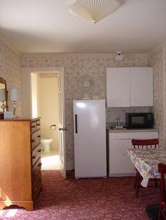 Kitchen and entrance to the bathroom Entrance, Bathroom, Kitchen, Table, Furniture, Home Decor, Entryway, Baking Center, Homemade Home Decor