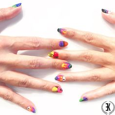 #funnailart • Instagram photos and videos