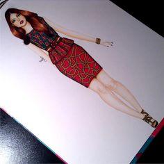 "Hey 10k  Creator of all things""Beautiful""   BS Fashion Merchandising/Design Management   Fashion Illustrator/ Designer Achandal.edwards@yahoo.com"