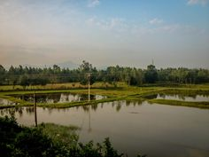 Trainride in Vietnam