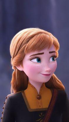Princesa Disney Frozen, Anna Disney, Disney Frozen Elsa, Disney Art, Walt Disney, Princess Anna Frozen, Ana Frozen, Frozen Frozen, Disney Princess Belle