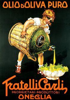 Fratelli Carli, Italian Olive Oil