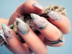 Fantabulous Pointy Nails Designs You Would Love to Have
