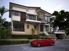 Modern Zen 24 - b Zen House Design, Modern Zen House, Ideal Home, Mansions, House Styles, Home Decor, Art, Ideal House, Art Background