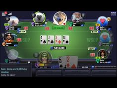 - YouTube Wsop Poker, World Series Of Poker, My World, Youtube, Youtubers, Youtube Movies