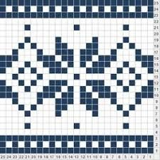 Snowflake Knitting Pattern