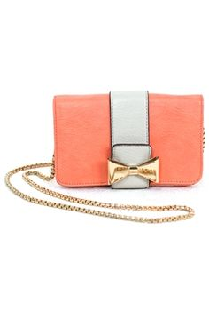 West Coast Wardrobe Bowed Over Shoulder Bag from Boutique to You