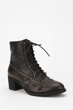 For the feminine bad a$$.. #urbanoutfitters #jeffreycampbell #stud #boot
