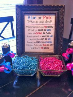 Mother to Kings: 11 Steps to a Tasteful & Fun Gender Reveal Party!
