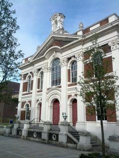 University of Liverpool, Exam Hall, Opposite Cyprus building