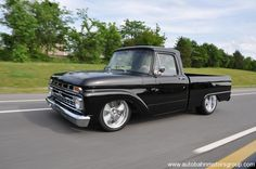 1966 Ford F-100.... My favorite year  Ford Pickup!