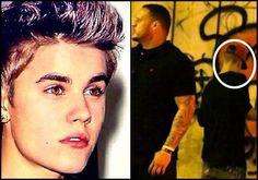 Justin Bieber caught scrawling graffiti in Rio de Janeiro (see pics)