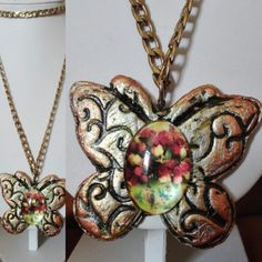 BORBOLETA - Hand Made https://anokaslux.wordpress.com/  https://www.instagram.com/anokas_palma/  https://www.facebook.com/Anokas-Lux-1586465874994210/