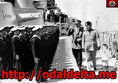 the Führer visits the Kriegsmarine