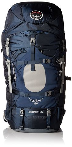 Osprey Men's Aether 85 Backpack ** Wow! I love this. Check it out now! : Hiking backpack