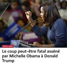Pourquoi j'ai pleuré en entendant Michelle Obama