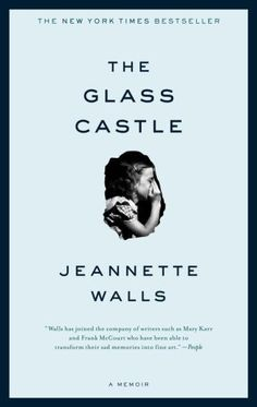 The Glass Castle <3 One of my favorite books of all time. Definitely the best (true) memoir I have ever read.
