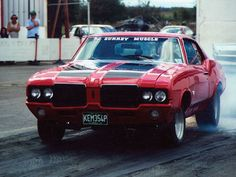 Car Craft Muscle Cars 1972 Oldsmobile Cutlass Supreme