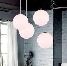 Opción económica para iluminar espacios, ya sean en conjunto o solas.