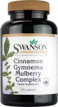 Swanson Cinnamon, Gymnema and Mulberry Complex (120 Capsules) has been published at http://www.discounted-vitamins-minerals-supplements.info/2013/05/11/swanson-cinnamon-gymnema-and-mulberry-complex-120-capsules/