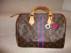 Louis Vuitton Mon Monogram Speedy 30 Brown Bag - Satchel $1,413