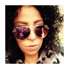 Naturel curly hair