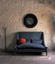 Snooze Sofa: from Ochre
