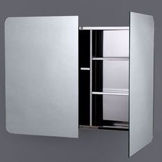 Cypress Mirrored Bathroom Cabinet £99