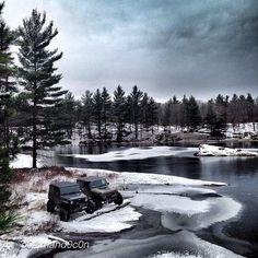 """#JeepLife www.jeepbeef.com  _______  by @c0mmand0c0n """"#jeep #jeepbeef @jeepbeef_on_ca #jeepbeef_on_ca #snowvember #Padgram"""