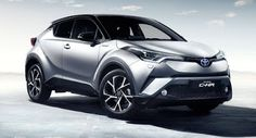 Toyota C-HR gibt seinen Einstand In vollem Umfang mit drei Motoroptionen New Cars Paris Auto Show Top 5 Toyota Toyota C-HR