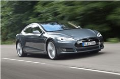 Tesla S60 the Eco Friendly Ride