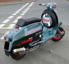 Scooter 50cc, Lambretta Scooter, Vespa Scooters, Scooter Images, Vespa 150, Italian Scooter, Retro Scooter, Pocket Bike, Vespa Girl