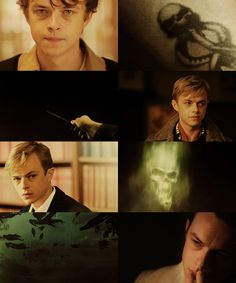 "Marauders' Era Dreamcast.Dane Dehaan as Bartemius ""Barty"" Crouch Junior."
