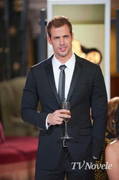 William Levy shared by ss on We Heart It Mens Fashion Suits, Mens Suits, Men's Fashion, Elizabeth Gutierrez, Beto Malfacini, Latin Men, Suit And Tie, Well Dressed Men, American Actors
