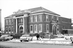 Red Deer & Area History — Old Deer Courthouse. Canadian Things, Red Deer, Street View, History, Architecture, Photography, Arquitetura, Historia, Photograph