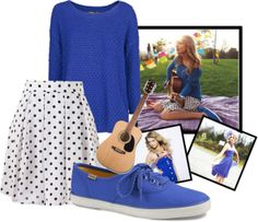 """Taylor Swift Ked Photoshoot"" by swiftie123abc on Polyvore"