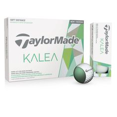 Taylor Made Kalea Womens Golf Balls from @golfskipin