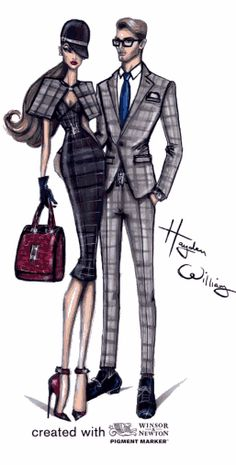 The Couples by Hayden Williams