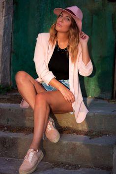 The boyfriend blazer <3  #zara #blazer #ootd #fashion #bloggers