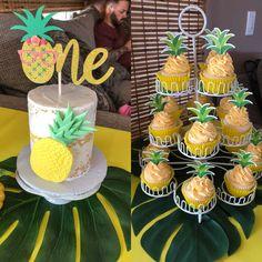 Easy To Grow Houseplants Clean the Air Facepop Bakeshoppe Fruit Birthday, Moana Birthday Party, Hawaiian Birthday, Summer Birthday, 1st Birthday Parties, Hawaiian Parties, Hawaiian Luau, Hawaiian Cupcakes, Birthday Ideas