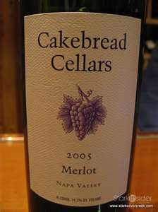 Cakebread Cellars - great wine! Little pricey, but wonderful for a special occasion!!