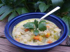 Bunder Gerstensuppe (Swiss Barley Soup)