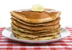 Pravé americké lievance (American pancakes)