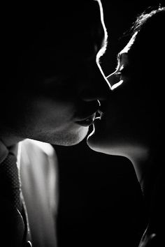 """I love you,"" he breathed, placing gentle, loving kisses on my lips. ""I love you so much."""