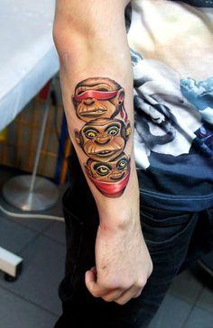 Nane la Funky Tattoo - FunkyTaTToo
